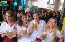 Tưng bừng Lễ hội Đức 2015 trong lòng Thủ đô Hà Nội