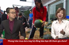 RapNews 33: Tuần buồn vụ dưa hấu và chuyện thiết bị phóng xạ biến mất