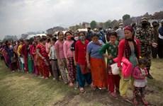 FedEx hỗ trợ 1 triệu USD cho công tác cứu trợ sau động đất tại Nepal