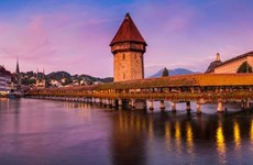 12 ngày du ngoạn và khám phá những câu chuyện cổ tích châu Âu