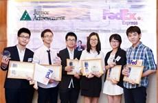 Sáu học sinh Việt được tuyển dự thi FedEx JA/ITC 2015 ở Singapore