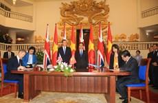 Rolls-Royce ký hợp đồng trị giá 580 triệu USD với Vietnam Airlines