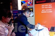 Sharp Việt Nam ra mắt loạt sản phẩm cải thiện môi trường sống