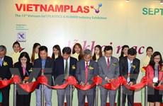 Khai mạc Triển lãm Quốc tế máy công nghiệp Nhựa và Cao Su 2015