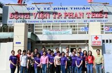 FedEx khám chữa tim miễn phí cho trẻ em ở Thái Bình và Bình Thuận
