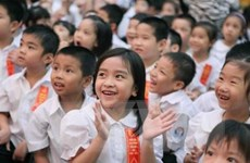 Phát động chương trình đi bộ an toàn cùng 21.000 học sinh tiểu học