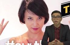 """Rap News 40: Nổi cộm vụ người đẹp Oanh Yến, bầu Đức """"dìm hàng"""" Miura"""