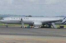 Lực lượng an ninh Kenya phát hiện bom trên chiếc máy bay Air France