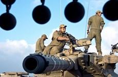 Israel nã pháo trả đũa Liban sau vụ thủ lĩnh Hezbollah chết ở Syria