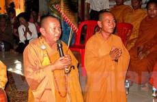 Đại lễ cầu siêu anh hùng liệt sỹ tại tỉnh Battambang, Campuchia