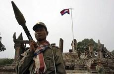 Campuchia bác tin mở cửa ngôi đền Preah Vihear từ đất Thái Lan