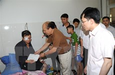 Vụ nhà sập ở Cao Bằng: Ba bố con sống sót đã qua cơn nguy kịch