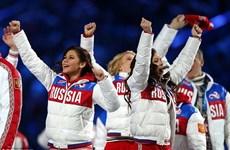 """IOC không áp dụng lệnh cấm """"hội đồng"""" đối với vận động viên Nga"""