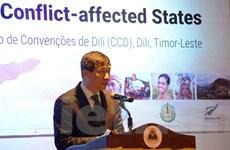 Hội nghị về phát triển bền vững tại các nước bị ảnh hưởng bởi xung đột