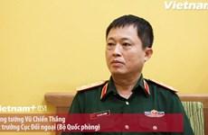 Hợp tác quốc phòng thắt chặt quan hệ đoàn kết đặc biệt Việt-Lào
