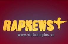 Độc giả hát rap trong bản tin thời sự của VietnamPlus