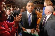 Những thời khắc đáng nhớ khi Obama đọc Thông điệp Liên bang