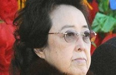 Hình ảnh cô ruột Kim Jong-Un lại xuất hiện trên truyền hình
