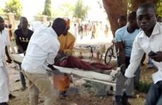 Bạo loạn tiếp diễn ở Nigeria khiến gần 40 người thiệt mạng