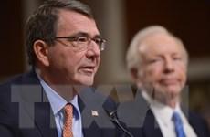 Tân Bộ trưởng Quốc phòng Mỹ Ashton Carter tuyên thệ nhậm chức