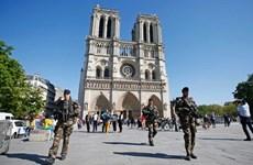 Pháp chặn đứng một âm mưu tấn công nhà thờ Cơ đốc giáo