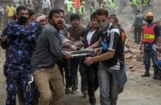 Chưa có thông tin người Việt gặp nạn trong vụ động đất ở Nepal
