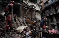 Nepal: Số người thiệt mạng do động đất lên hơn 5.800