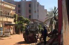 Lực lượng đặc nhiệm Mali đã tiến vào khách sạn để cứu con tin