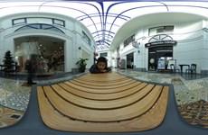 [Hình ảnh 360] Trung tâm ẩm thực và hội nghị cao cấp Almaz tại Hà Nội