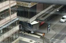 Toàn cảnh vụ tấn công khủng bố bằng xe tải tại thủ đô Stockholm