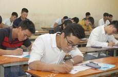 Đề chính thức môn Hóa học kỳ thi trung học phổ thông quốc gia