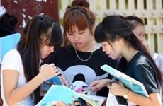 Bộ Giáo dục công bố đáp án chính thức tất cả các môn thi THTP