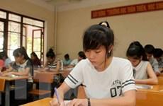 Kỳ thi THPT quốc gia: 770 thí sinh vi phạm quy chế bị xử lý