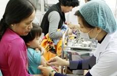 98,2% trẻ từ một đến 14 tuổi đã được tiêm vắcxin sởi-rubella