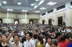 Đại học Kinh tế quốc dân công bố điểm chuẩn nguyện vọng 1