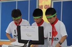 Phát động cuộc thi Giải toán trên internet ViOlympic năm học 2015-2016