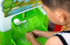 Rửa tay với xà phòng để giảm tỷ lệ trẻ tử vong vì tiêu chảy cấp