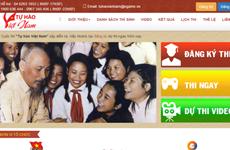 Phát động cuộc thi game, video Tự hào Việt Nam dành cho học sinh