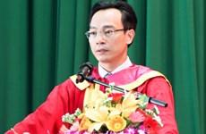 """""""Chat"""" với thầy tân hiệu trưởng Đại học Bách khoa Hà Nội"""