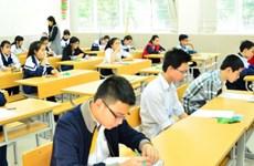 Hơn 1.200 học sinh Hà Nội dự thi Olympic tiếng Anh trung học cơ sở