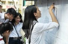 19/7: Một số cụm thi Trung học phổ thông quốc gia sẽ công bố điểm thi