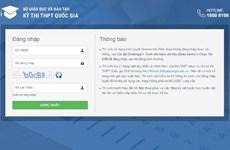 Bộ Giáo dục cảnh báo website giả mạo đánh cắp dữ liệu của thí sinh