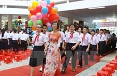 Hơn 22 triệu học sinh cả nước chính thức bước vào năm học mới
