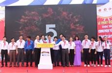Phát động cuộc thi Chinh phục Vũ môn toàn quốc lần thứ ba