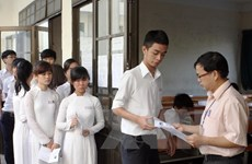 Bộ Giáo dục và Đào tạo công bố Dự thảo Quy chế thi THPT quốc gia