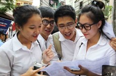 Các trường đại học công bố điểm nhận hồ sơ xét tuyển