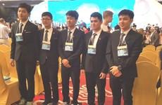 Việt Nam tiếp tục phá kỷ lục về thành tích Olympic Vật lý quốc tế