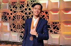 Việt Nam giành huy chương đồng thi Vô địch tin học văn phòng thế giới