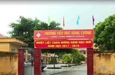 Bộ Giáo dục yêu cầu xử lý nghiêm đối tượng hành hung giáo viên