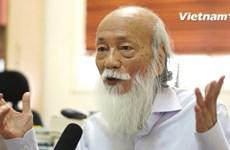 PGS Văn Như Cương: Người lái đò miệt mài gần 60 năm không nghỉ